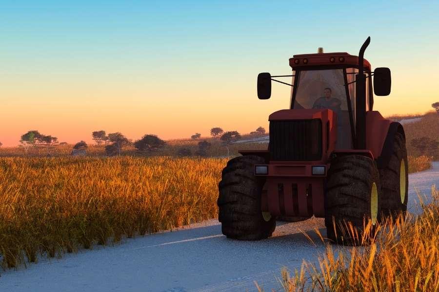 Coberturas del seguro de circulación de vehículos agrícolas